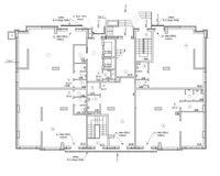 Коммерческие помещения, 1 этаж