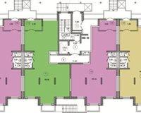 Литер 9, этаж 1