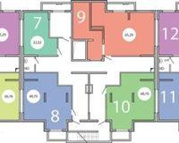Литер 9, этаж цоколь