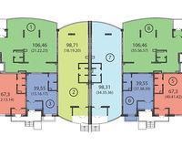 Литер 8, этаж 1