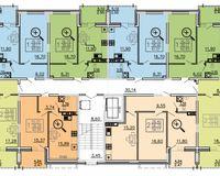 Литер 1, этаж 7