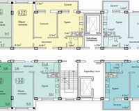 Тип 2, этаж 2-4