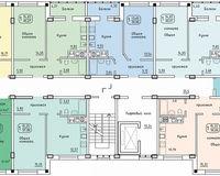 Тип 4, этаж 2-4