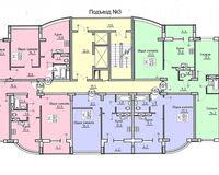 Подъезд 3, этажи 2-16