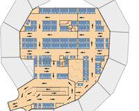 Схема парковочных мест