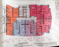 Секция1, этажи 10, 11, 14, 15, 16