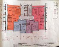 Секция 2, этажи 2-16