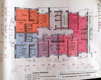 3 Секция, 2-9 этажи
