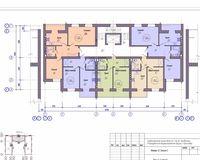 Секция 2, этажи 2-5