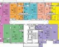 Секция 2, этаж 2