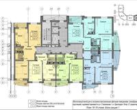 Секция 1, этажи 16-19