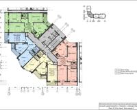 Секция 3, этажи 16-19