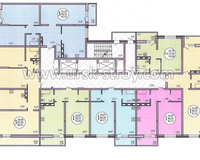 Секция 3, этаж типовой