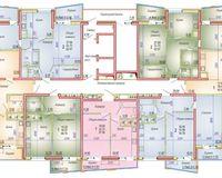 Литер 2, этаж 2-4