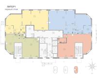 Литер 1, этаж 1