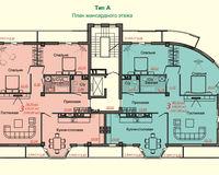 Тип А, этаж мансардный