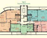 Тип С, этаж мансардный