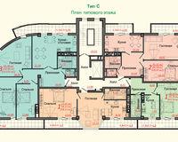 Тип С, этаж типовой