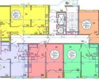 Литер 9, этажи 2-13
