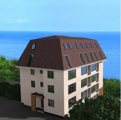 "ЖК ""Wood house"""