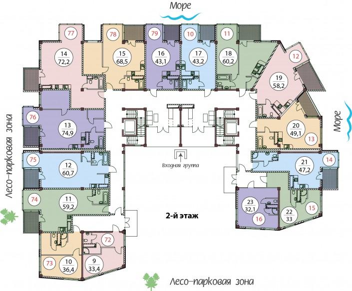 жк благодатный сочи дизайн проекы квартир пережить