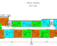Этаж 2, литеры 8-9