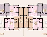Литер 2, этаж 6