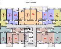 Секция 1, этаж 11
