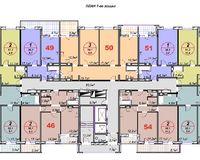 Секция 1, этаж 7
