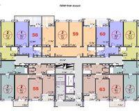 Секция 1, этаж 8