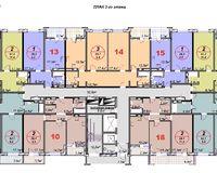 Секция 1, этаж 3