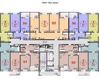 Секция 1, этаж 12