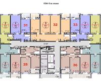 Секция 1, этаж 5