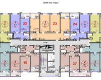 Секция 1, этаж 4