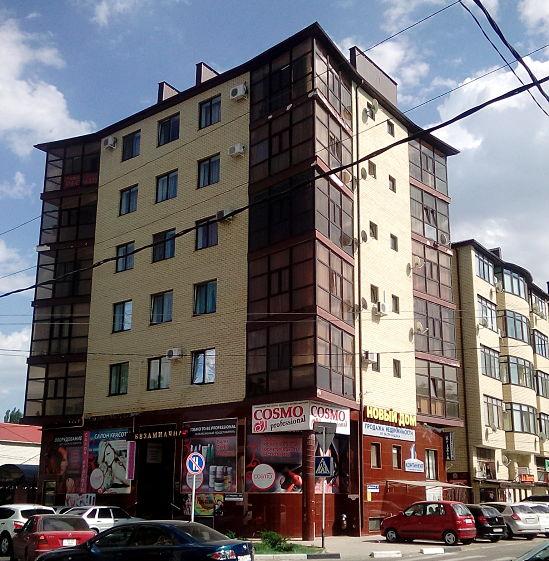 "ЖСК ""Самбурова, 236"""