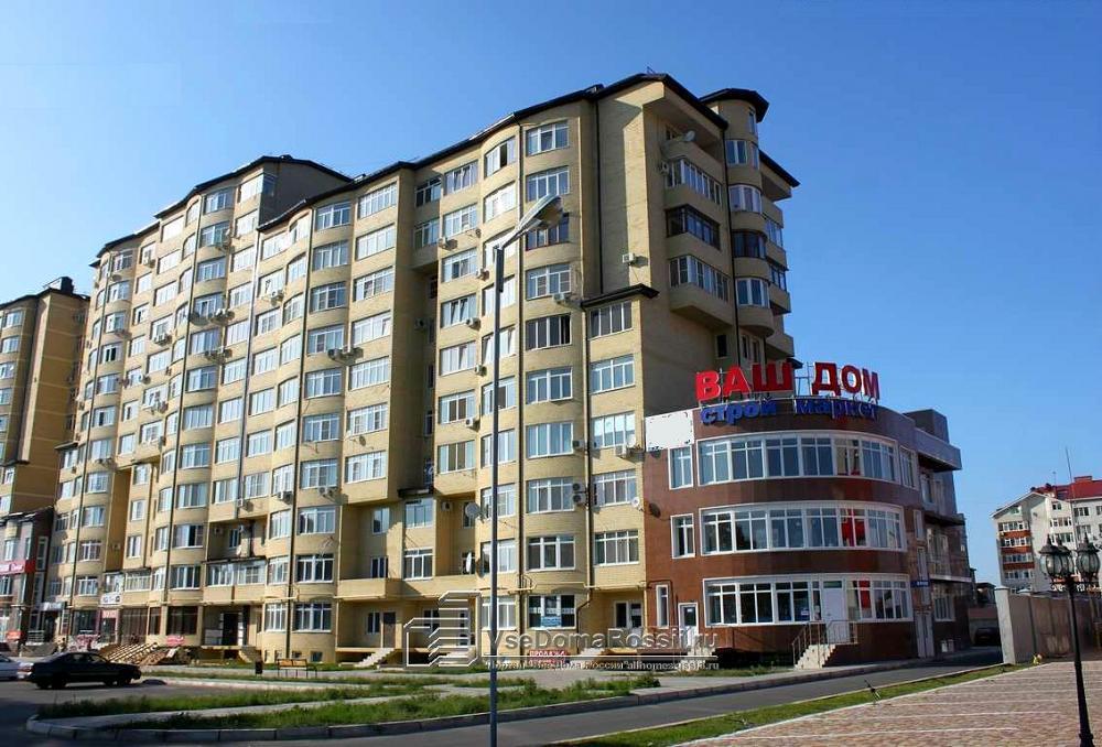 """ЖК """"Анапское шоссе, 1Г"""""""