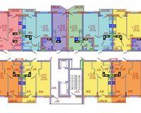 Подъезд 3, этажи 5-16