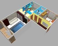 2-комнатная квартира 67.02 кв. м