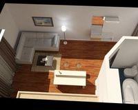 Квартира-студия 23.66 кв.м