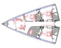4-комнатная квартира 207 кв. м