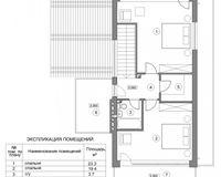 Дом 194 кв. м, этаж 2