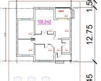 Дом 108 кв. м
