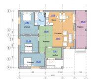 Дом 142 кв. м