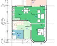 Тип Е 146 кв. м, этаж 1