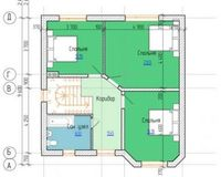 Тип Е 146 кв. м, этаж 2