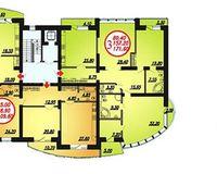 Блок 4, этажи 3-5