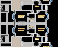 Комфорт, этаж 2