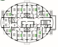 Литер 15, этаж 2-9