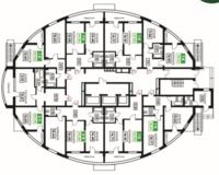 Литер 15, этаж 1