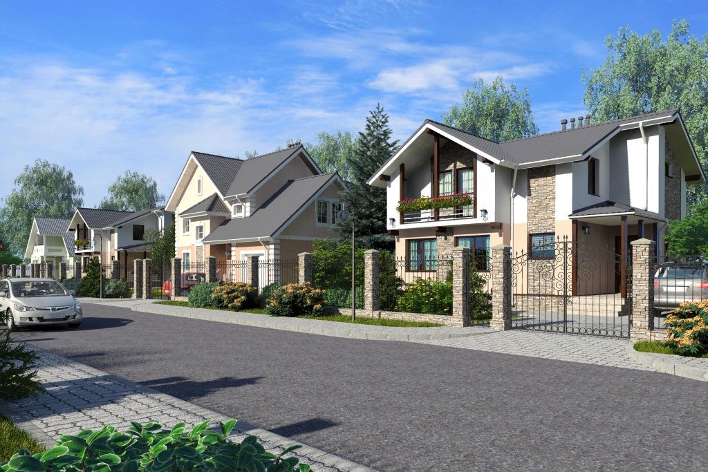 коттеджный поселок в ипотеку цена отвечал вопросы